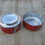 Coke can camp stove (2009-03-07)